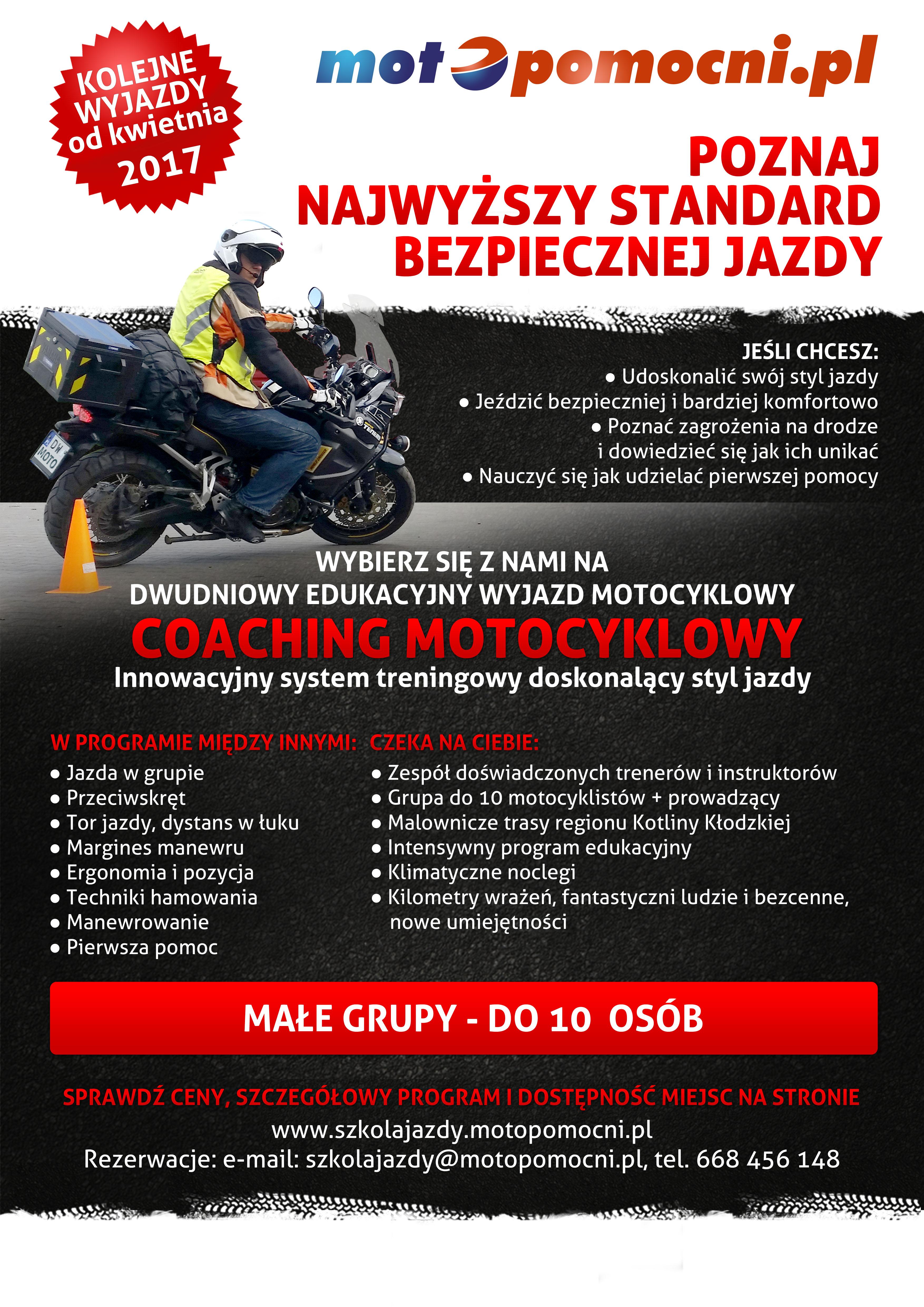 szkolenie_motocyklowe_kotlina_klodzka_plakat2017