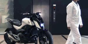 Motocykl, który się nie przewraca