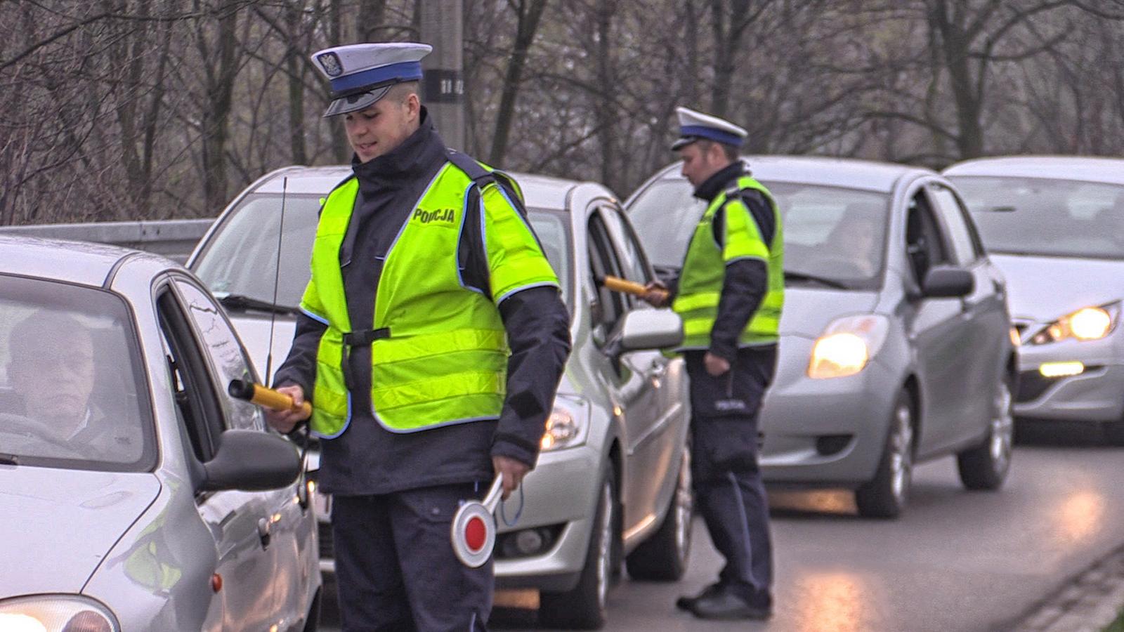 Zaostrzenie przepisów drogowych