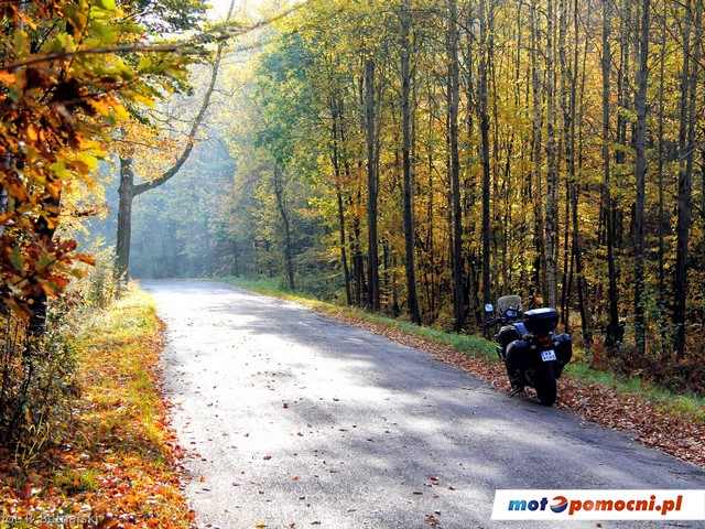 kaszuby motocyklem