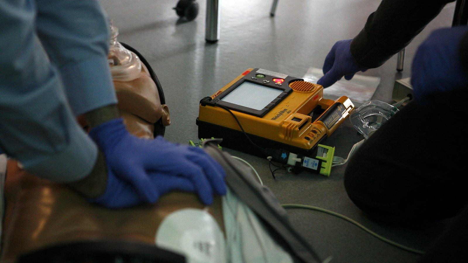 aed defibrylator