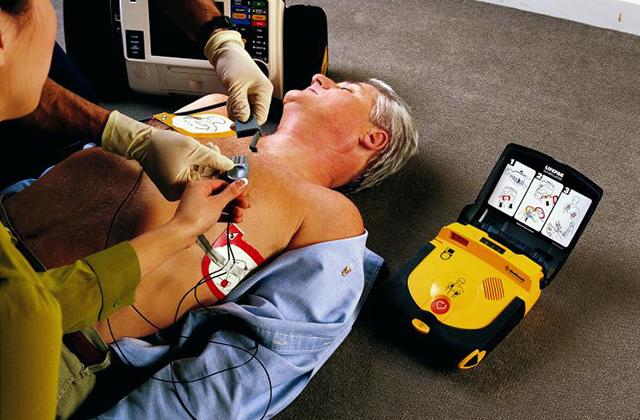 jak działa AED
