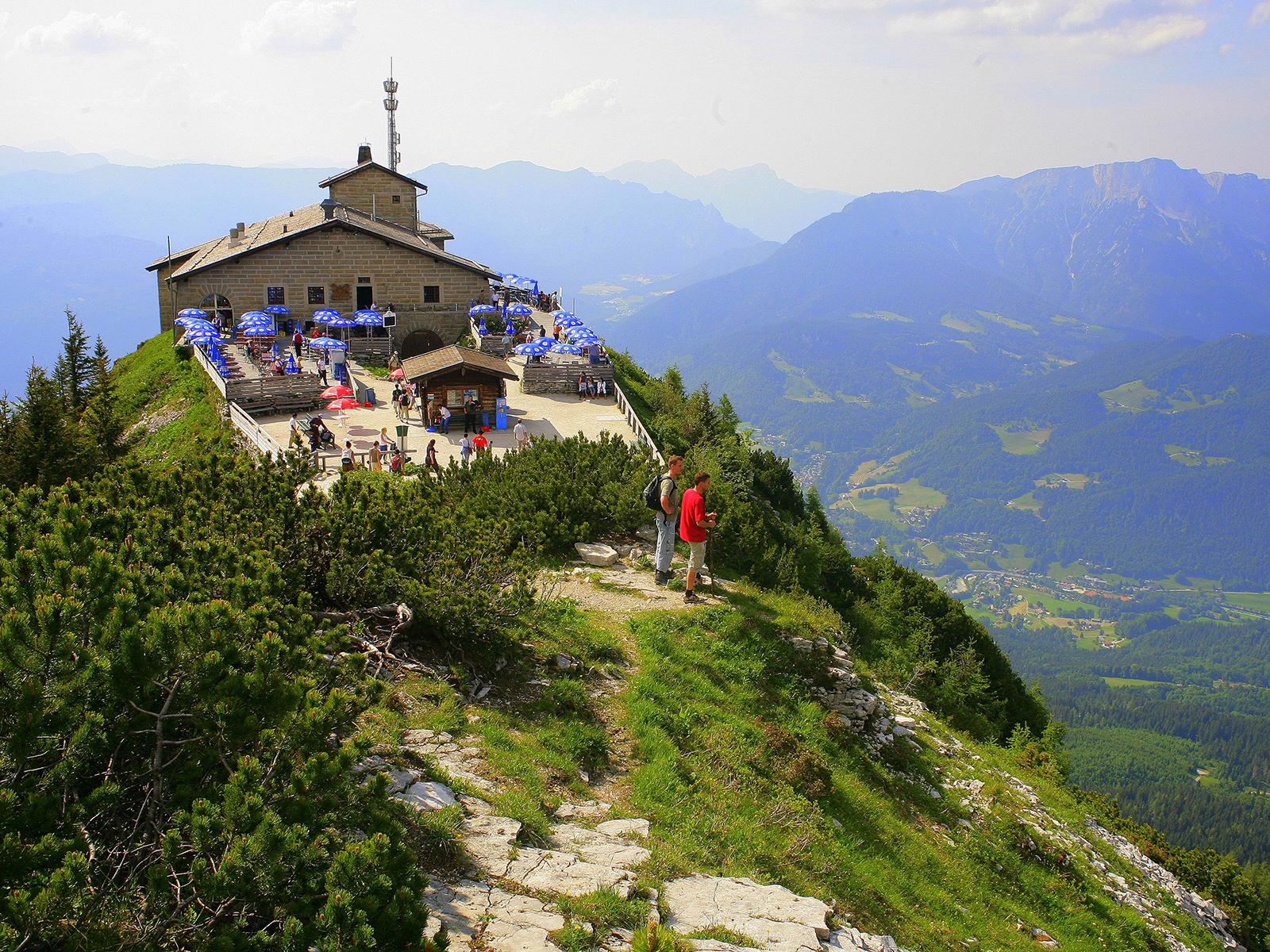Motocyklem do Austrii