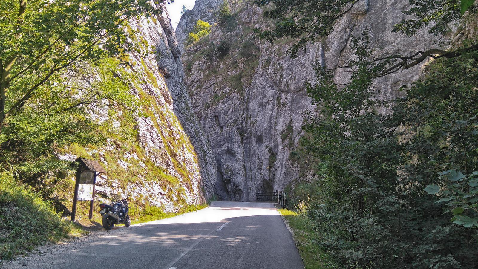 motocyklem na słowację