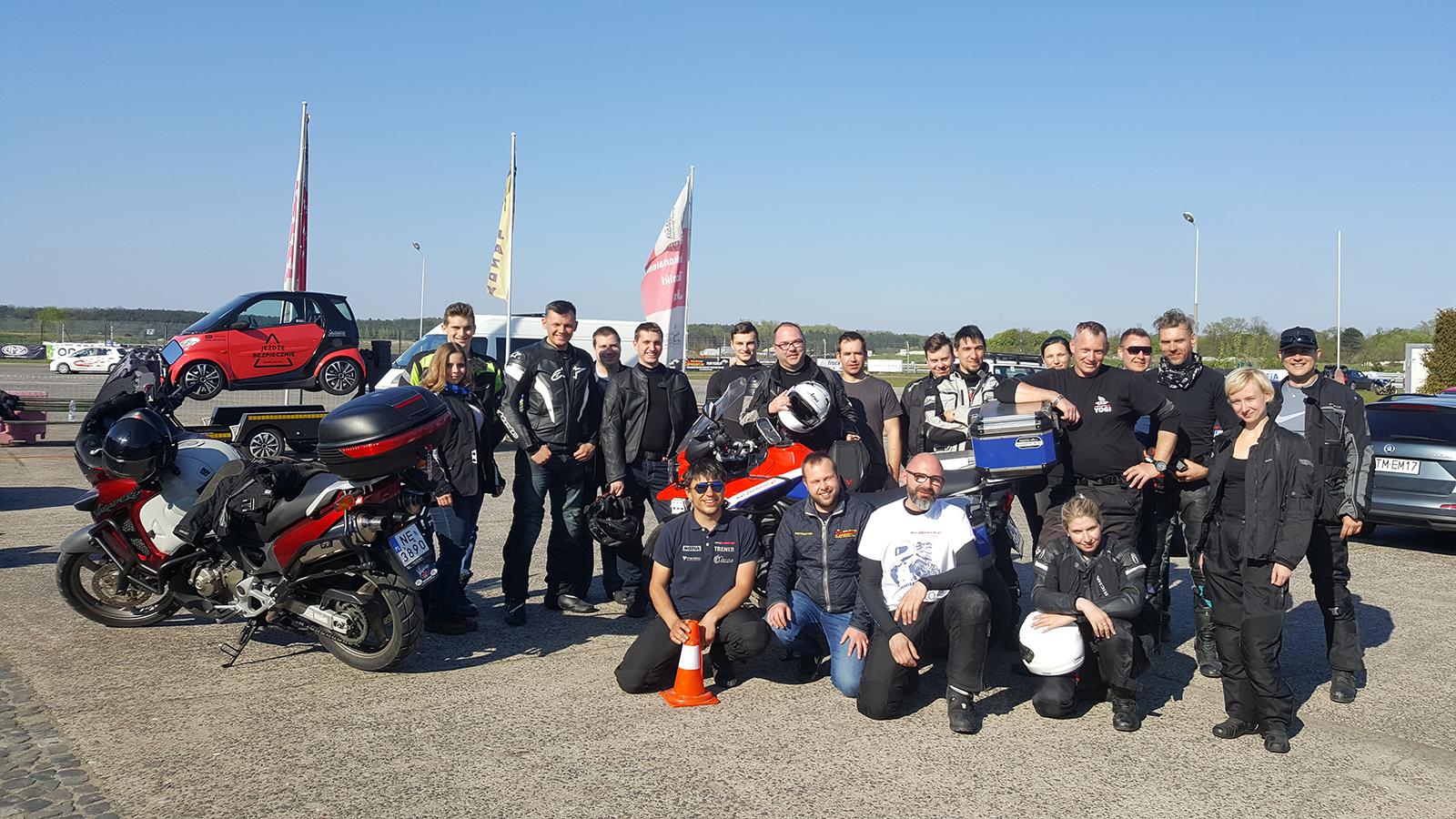 szkolenie motocyklowe