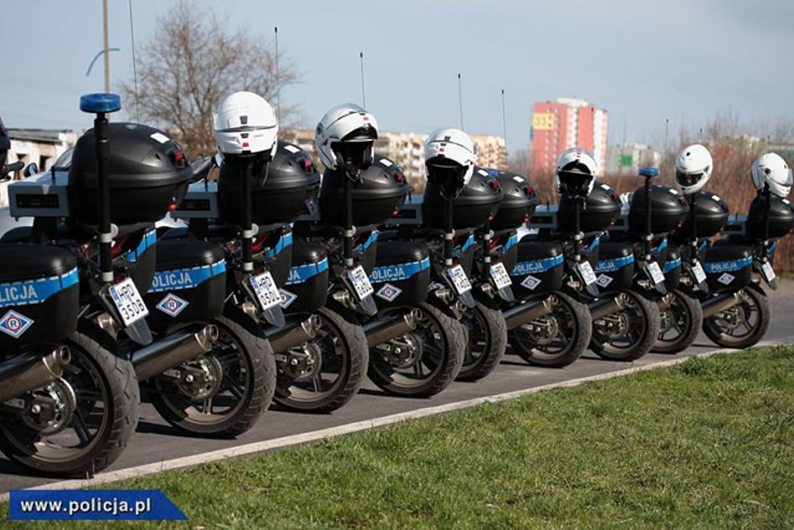 policja-motocykle