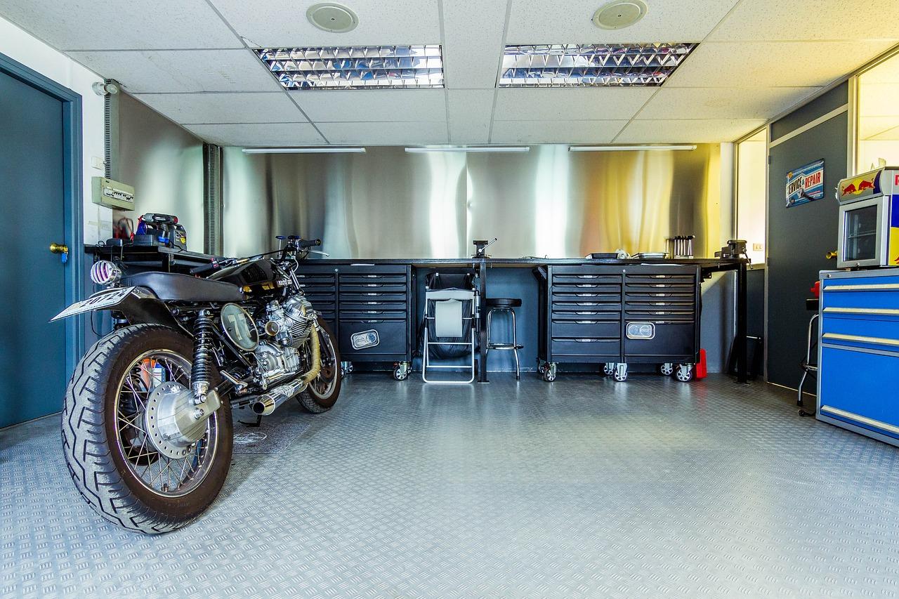 serwis motocykla