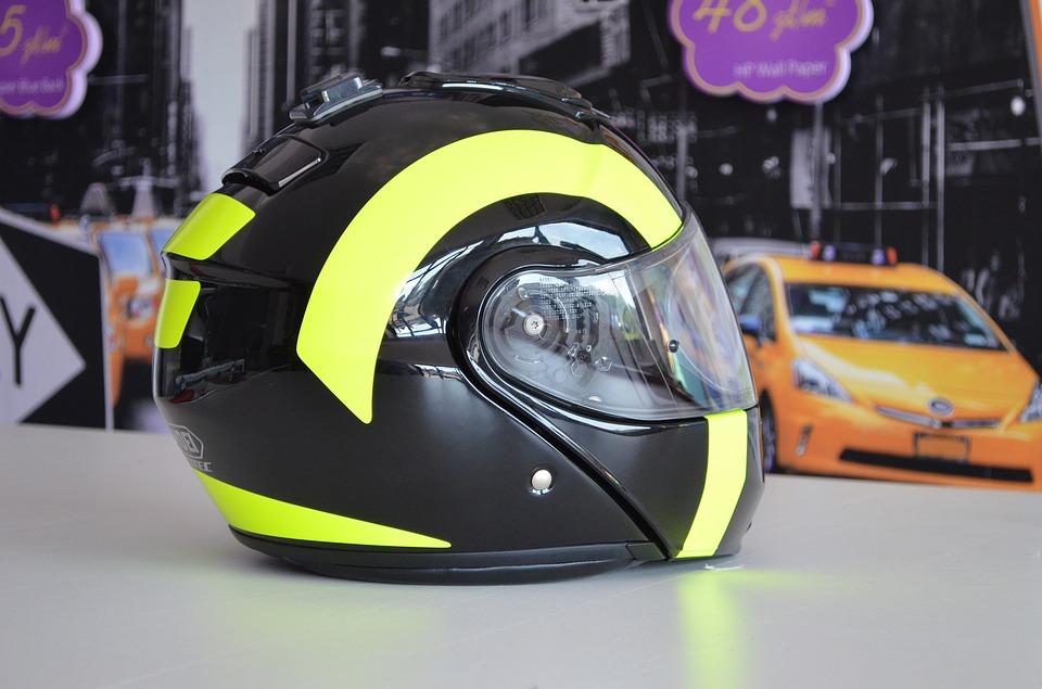 Rewelacyjny Jak być widocznym na drodze, czyli odblaski dla motocyklisty KM23