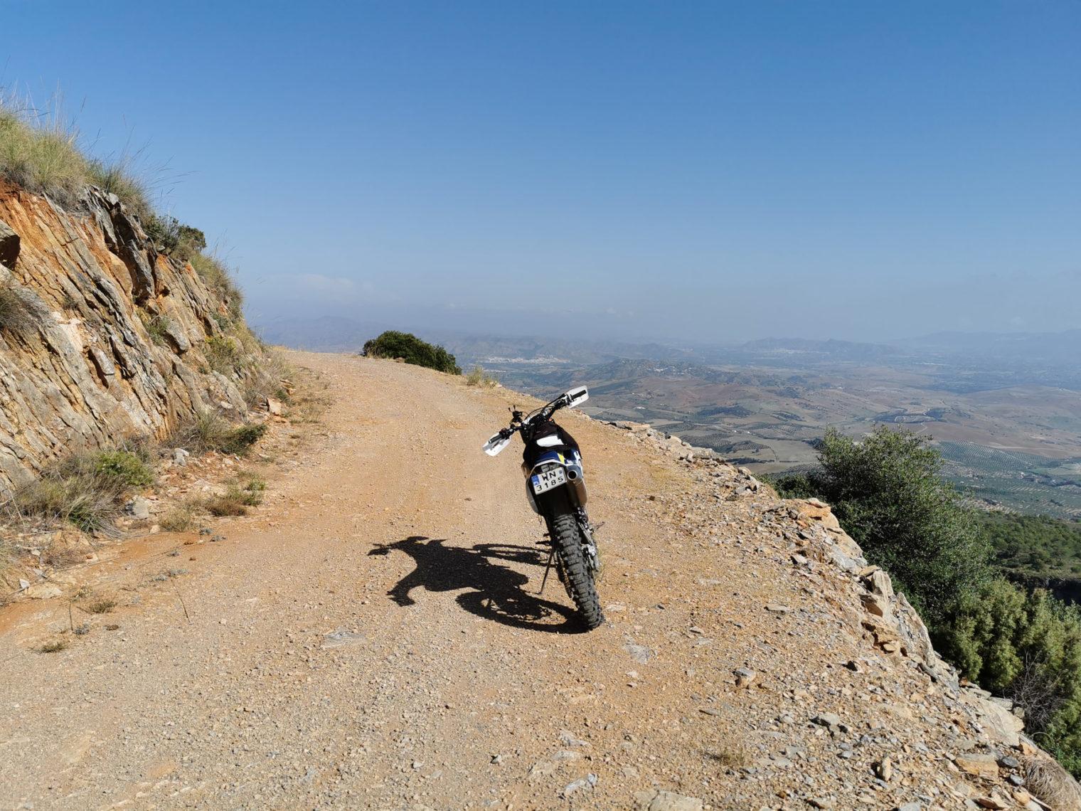 Szkolenie enduro Hiszpania Andaluzja MotoPomocni