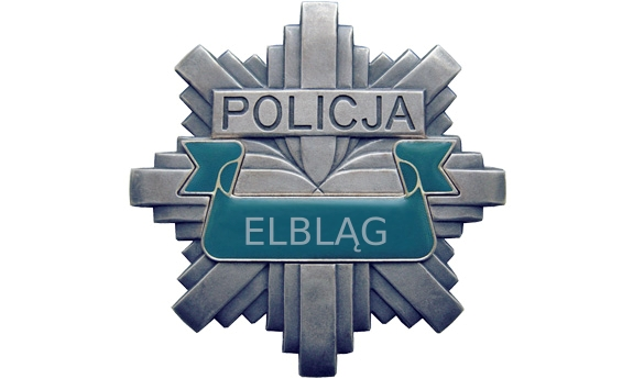 logo policja elbląg